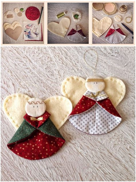 Images Of Handmade Ornaments - wonderful diy knitting ornaments for
