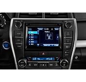 2017 Toyota Camry Hybrid Radio Interior Photo  Automotivecom