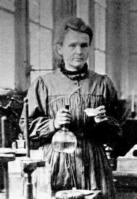Cultura Escrita: Marie Curie