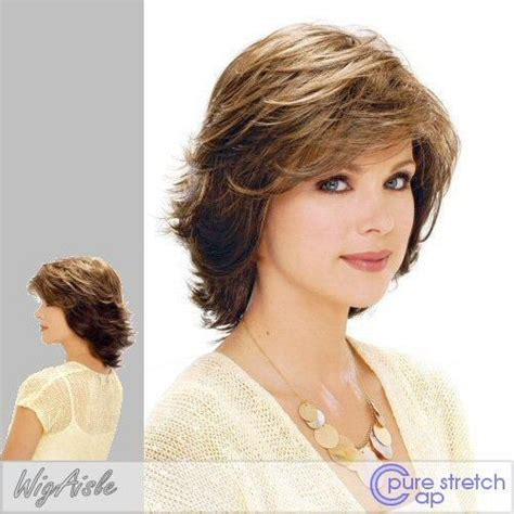 short hair wigs for round faces best 25 round face hairstyles ideas on pinterest