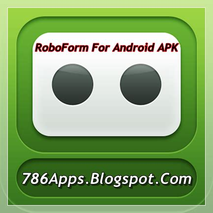 roboform 4 2 5 for android software update home - Roboform For Android