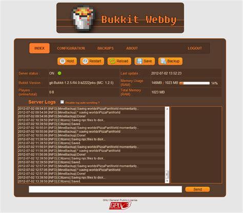 best plugins for bukkit overview bukkit webby bukkit plugins projects bukkit