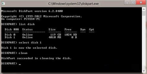 format hard disk in dos make a bootable external hard drive and install windows 7