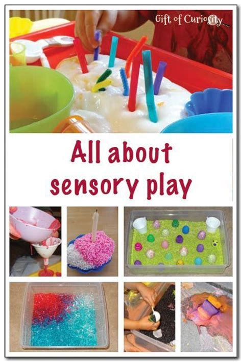 materials for sensory table sensory play what it s all about bags will have and
