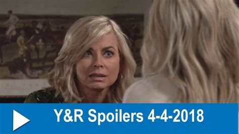 young restless tonis spoiler site the young and the restless spoilers 4 4 2018