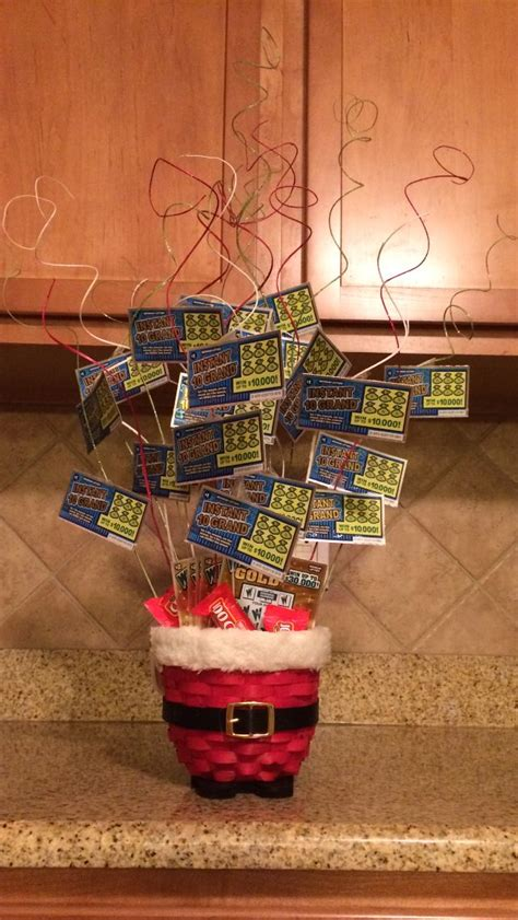 raffle ideas for chirstmas party the 25 best lottery ticket tree ideas on lottery ticket gift lottery tickets and