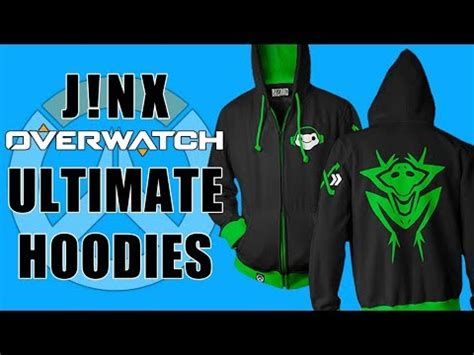 Jaket Sweater Overwatch I Will Protect overwatch ultimate hoodie from jinx lucio