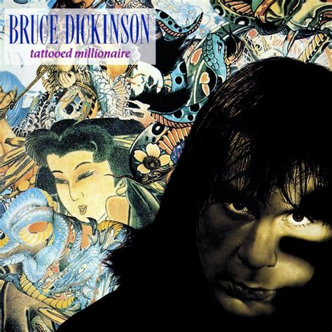 bruce dickinson tattooed millionaire 1990 play it