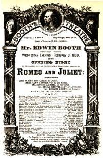 Sample Wedding Programs Template File Program Opening Night Booth S Theatre Jpg Wikipedia