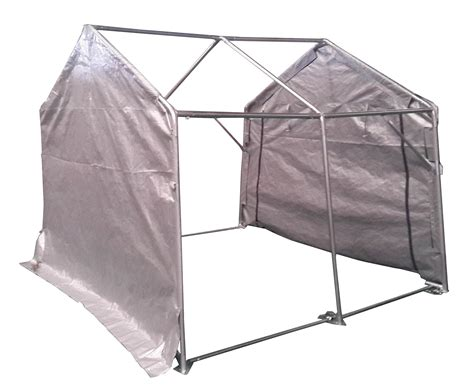 Foldable Shed by Xlarge Waterproof Motor Bike Folding Cover Storage Shed