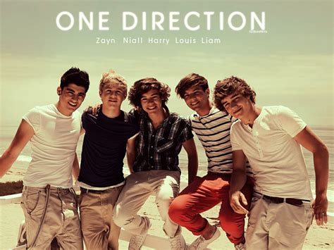 wallpaper animasi one direction one direction wallpapers