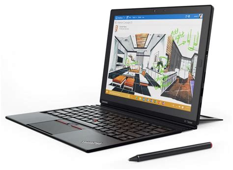 Tablet X1 lenovo launches the modular thinkpad x1 tablet at ces