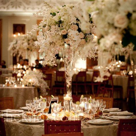 Flower Vases For Wedding Centerpieces by 171 Best Centerpiece Trumpet Vase Images On