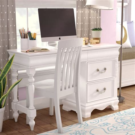 white desk for room room white pink desk with hutch for room