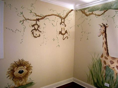 wall murals for baby rooms 25 best ideas about nursery murals on room murals nursery colours and nursery