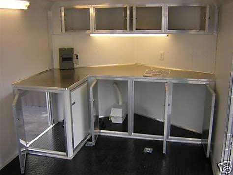 aluminum cabinets enclosed trailer storage cabinets for enclosed trailers inseltage info