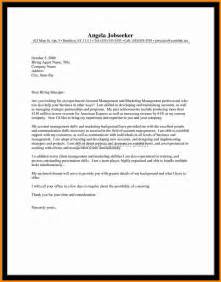 Cover Letter Format Mccombs 9 Exle Of Application Letter For Attachment Musicre Sumed