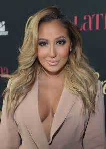 The real quot co host adrienne bailon and quot mr robinson quot actor