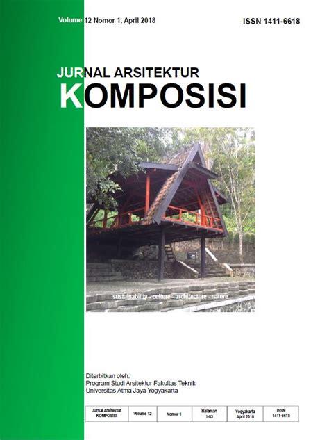Buku Komposisi Arsitektur Ed 1 jurnal arsitektur komposisi
