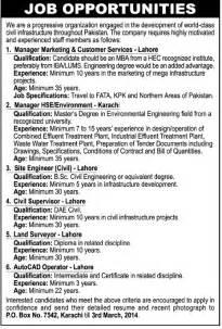 Civil Drafter Description by Marketing Engineers Surveyor Auto Cad Operator Others Companies In Karachi Pakistan