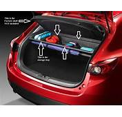 2014 2015 2016 2017 Mazda 3 5 Door Hatchback Cargo