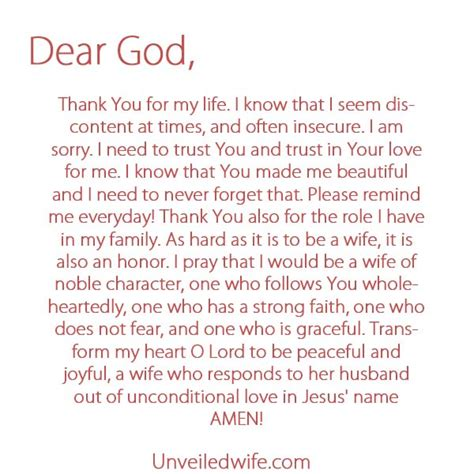 Apology Letter To For Being Insecure Prayer Of The Day Being A Graceful