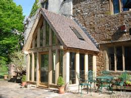Farmhouse Plans With Porches green oak structure warks