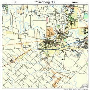 rosenberg map rosenberg map 4863284
