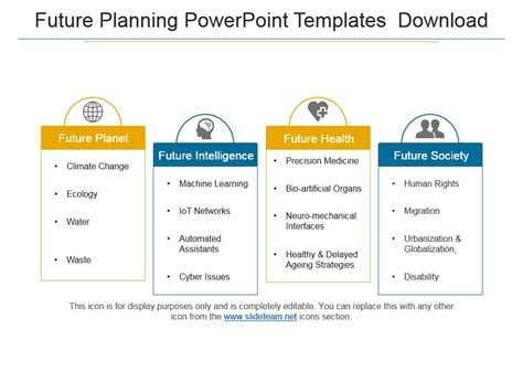 future planning powerpoint templates download powerpoint