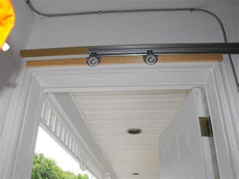 Sliding Screen Door For The Garage Garage Door Wheel Track