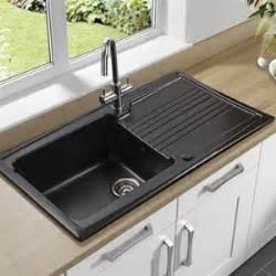 coloured kitchen sinks grey porcelain more tap