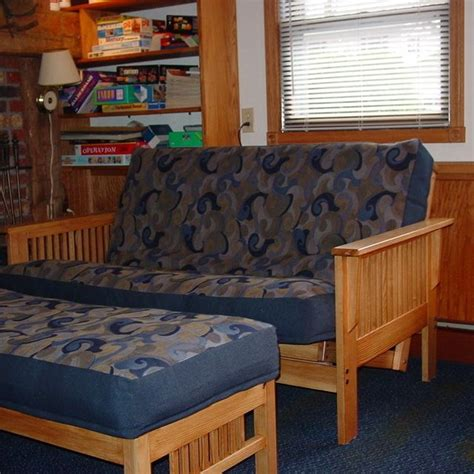 custom made futons craftsman style futon sofa bed hand made mission craftsman