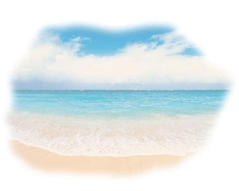 Beach Transparent by