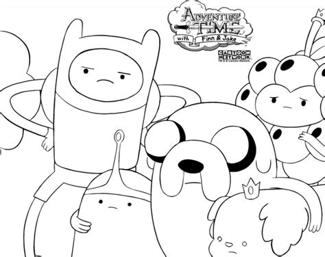 coloring pages adventure time adventure time coloring pages online az coloring pages