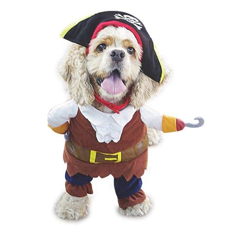 pirate puppy 20 costumes for dogs cats pets