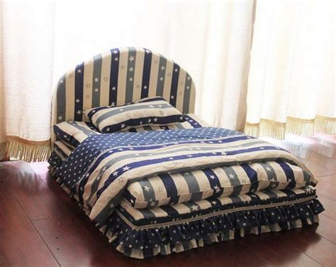 prince size bed new 2015 stripe prince pet dog cat bed size s in houses