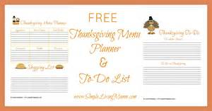 thanksgiving meal planner template thanksgiving dinner planner a checklist of things to do