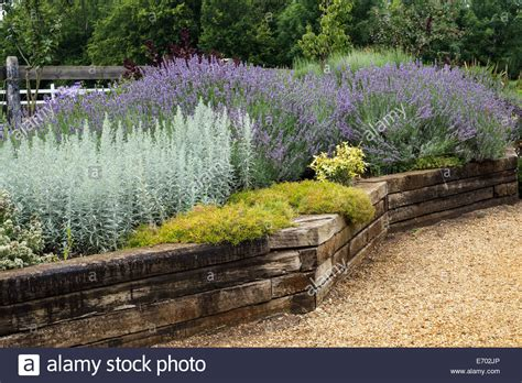 Sleepers Norfolk by Railway Sleepers Used To Create A Raised Bed At