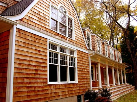 what is siding on a house cedar siding house modern house