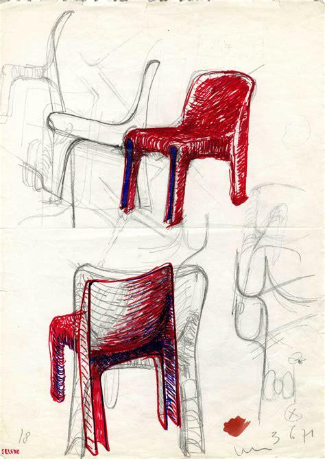 vico magistretti sedie fotografare il design di magistretti a artribune