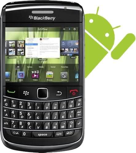 android blackberry blackberry android apps techbeasts