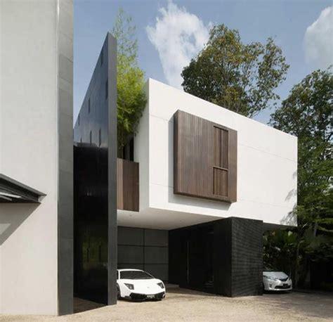 imagenes en blanco y negro modernas fachadas de casas en blanco y negro