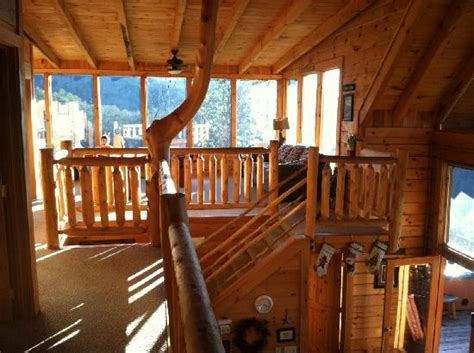 S Cove Log Cabin Rentals by Level Area With Pool Table Picture Of S