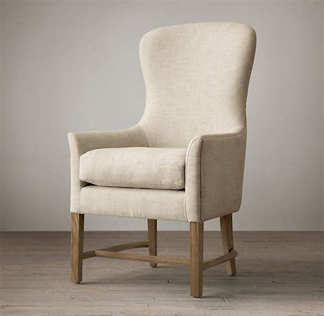 upholstered dining room arm chairs sloan upholstered arm chair dining room quot striking