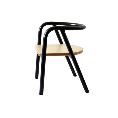 chaise metal noir chaise en m 233 tal enfant noir and factory pour