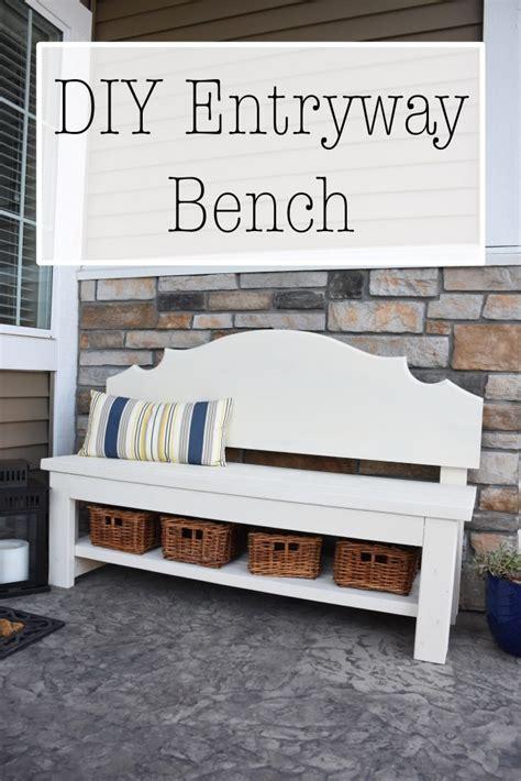entryway bench diy diy entryway bench the cheerio diaries
