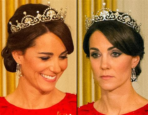 Upcycling Jewelry - duchess kate tiara archives what kate wore