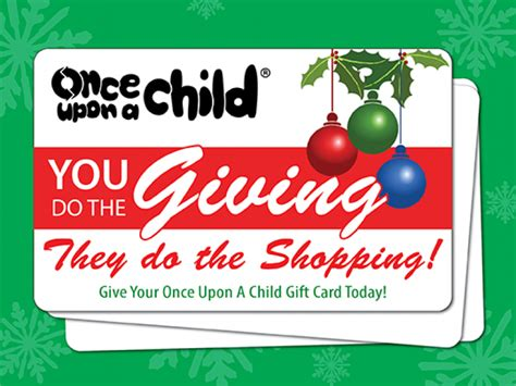 Once Upon A Child Gift Card - once upon a child gift card offer largo fl patch