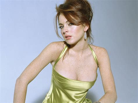 Lindsay Lohan Is by Walltown Corner Lindsay Lohan Wallpaper