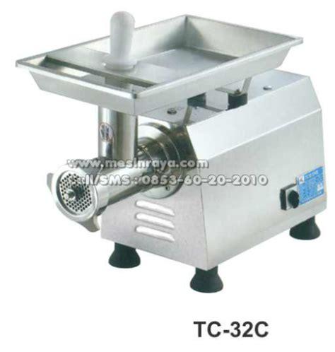 Golok Daging Stainless Steel Pisau Daging mesin penggiling daging untuk bakso mesin raya